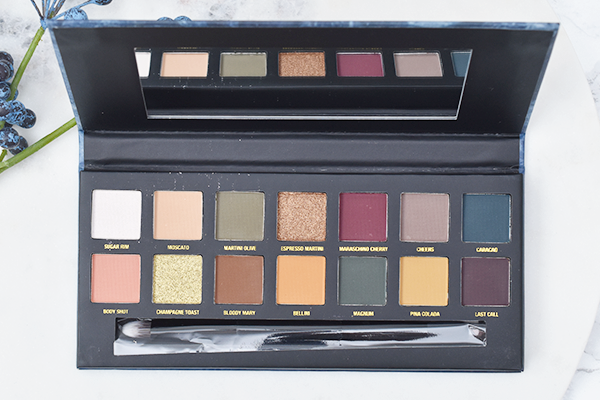 W7 On The Rocks Neutrals On Ice Eye Colour Palette