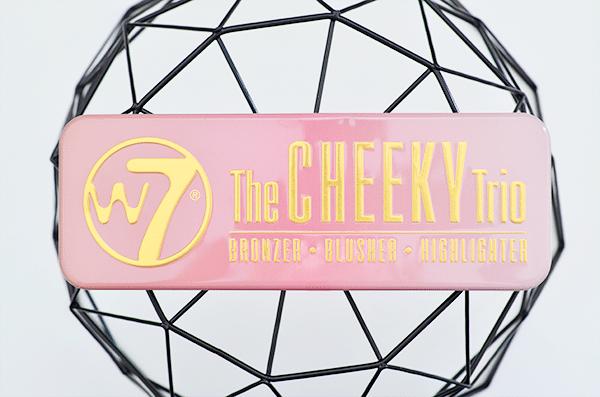 W7 The Cheeky Trio