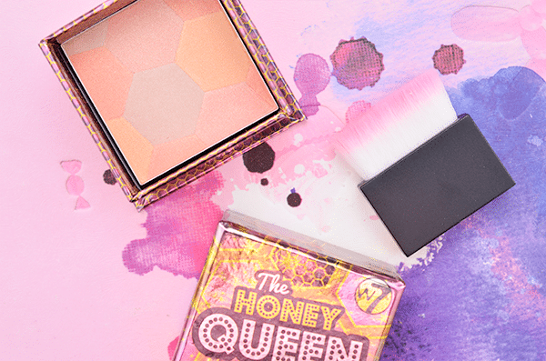 W7 The Honey Queen Honeycomb Blusher