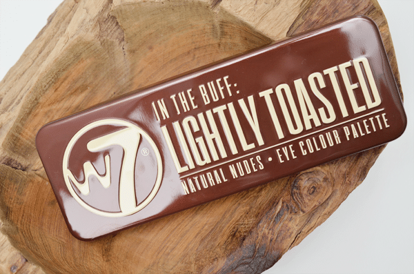 W7 In The Buff: Lightly Toasted