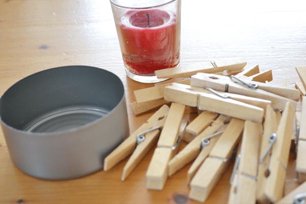 DIY: Waxinelicht houder!