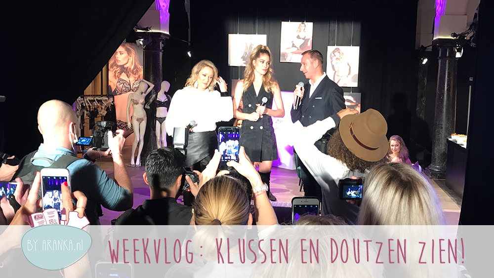 Weekvlog: Klussen in het huis en Doutzen zien!