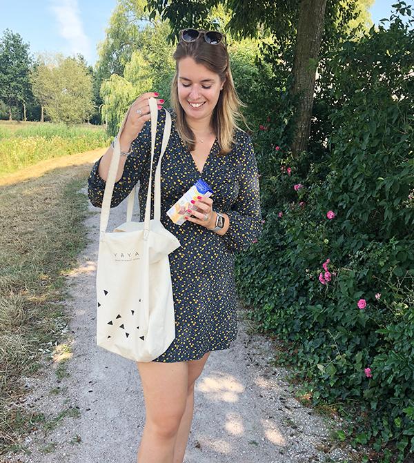 Handige spullen voor in je tas naar het strand of park