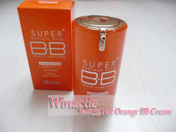 Win een Skin79 Hot Orange BB Cream