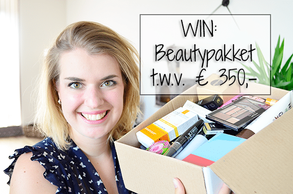 WIN: Beautypakket t.w.v. € 350,-!