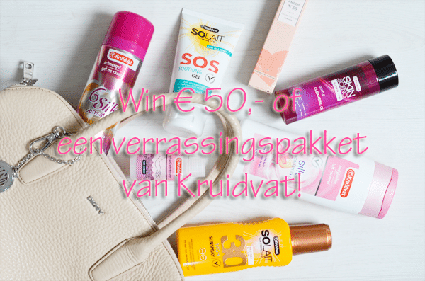 Welk Kruidvat product is jouw summer musthave? + WIN