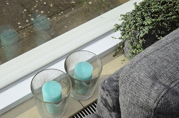 Verhuisupdate: Binnenkijken in onze woonkamer