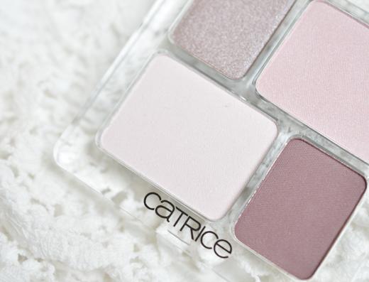 Catrice F'rosen Yoghurt Palette