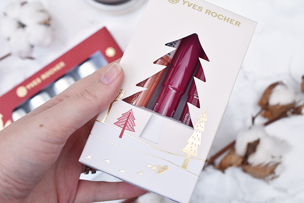 Yves Rocher Kerst Collectie