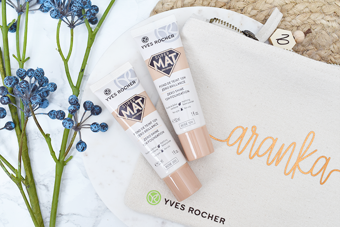 Yves Rocher Super Mat Foundation