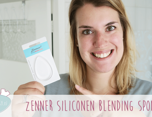 First Try: Zenner Siliconen Blending Spons