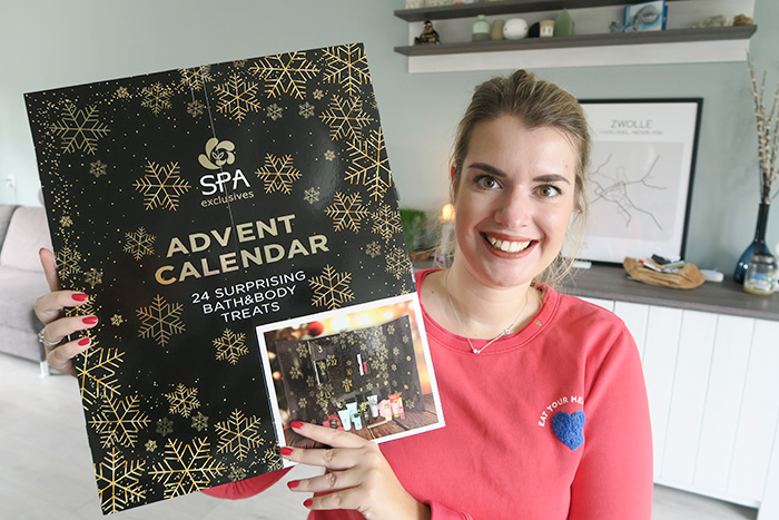 Adventskalender unboxing week 2018: Action Spa Exclusives