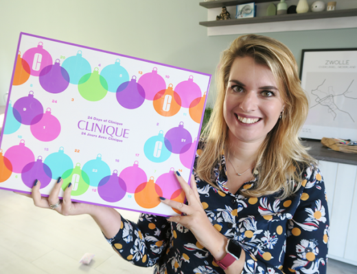 Adventskalender unboxing week 2018: Clinique