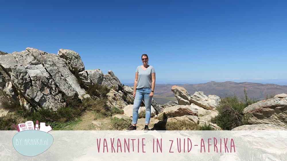 Mijn vakantie naar Zuid-Afrika, Oost-Kaap en Garden Route