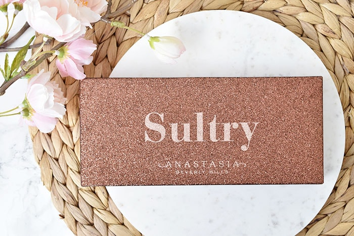 Anastasia Sultry Eyeshadow Palette