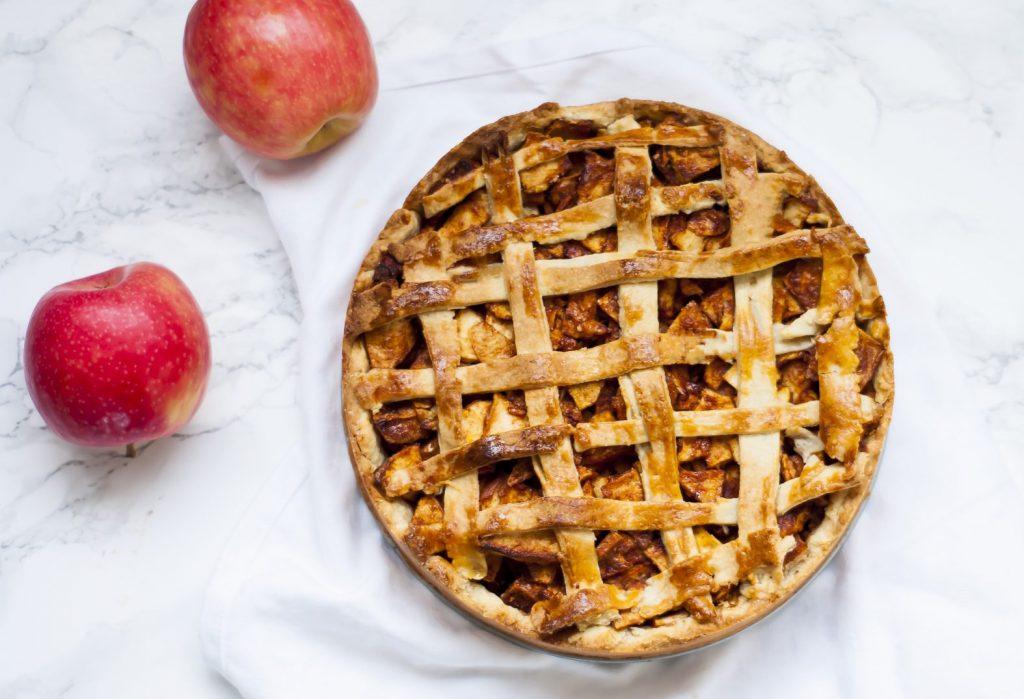 Recept: klassieke appeltaart