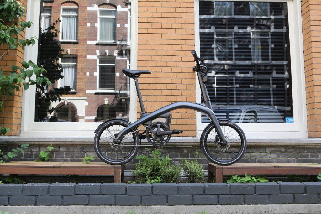 Ariv e-bike, de elektrische fiets voor in de stad