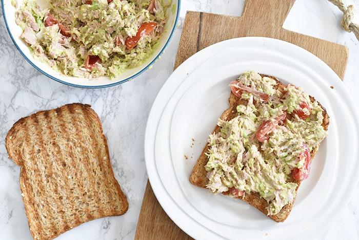 Spiksplinternieuw 10x Gezonde lunch recepten | byAranka.nl BY-01