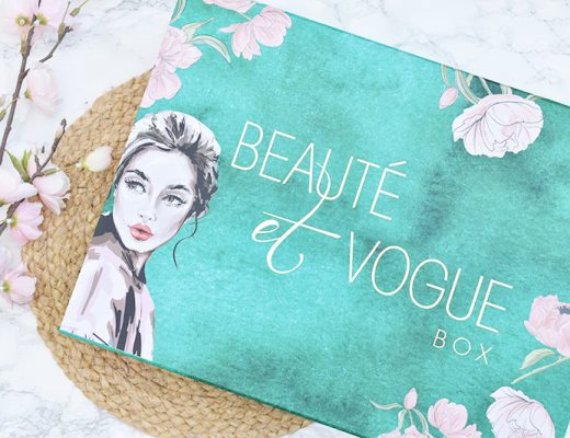 Beauté et Vogue Box Herfst