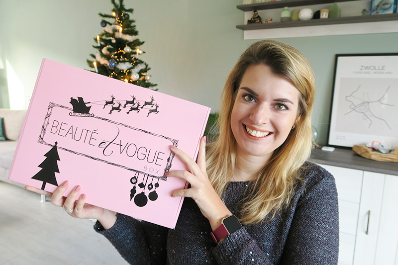 Unboxing: Beauté et Vogue Winterbox