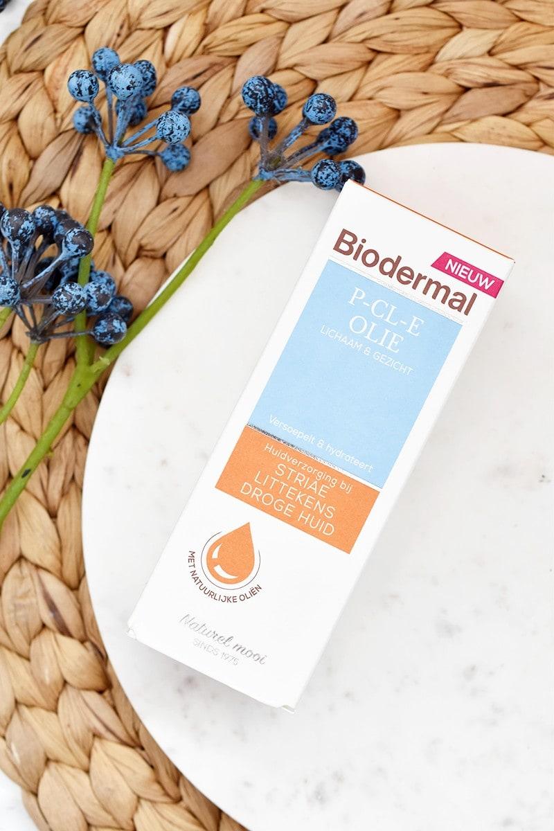 Biodermal P-CL-E Olie Lichaam & Gezicht