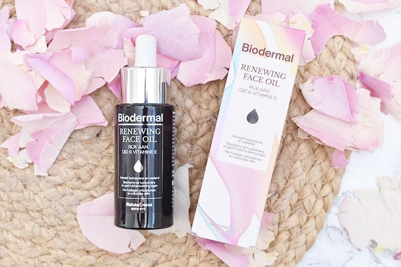 Biodermal Renewing Face Oil