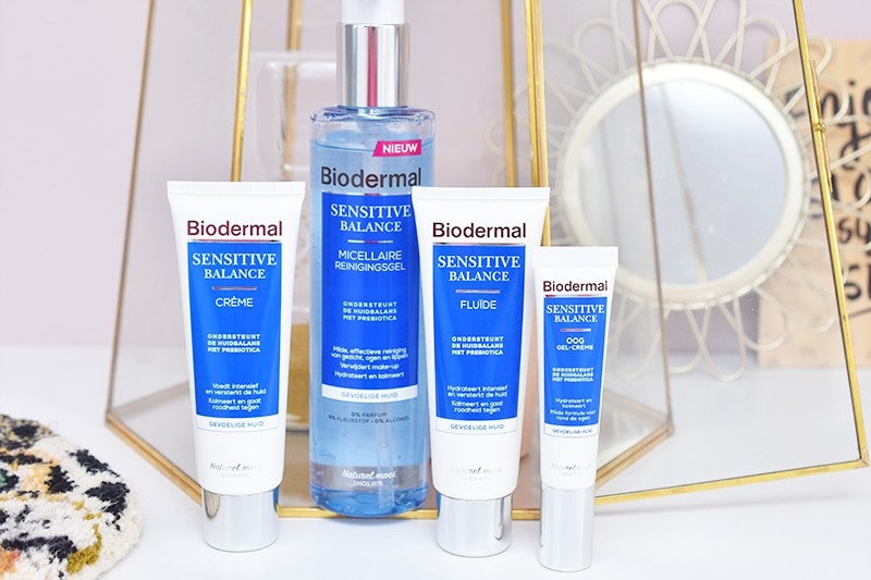 Biodermal Sensitive Balance
