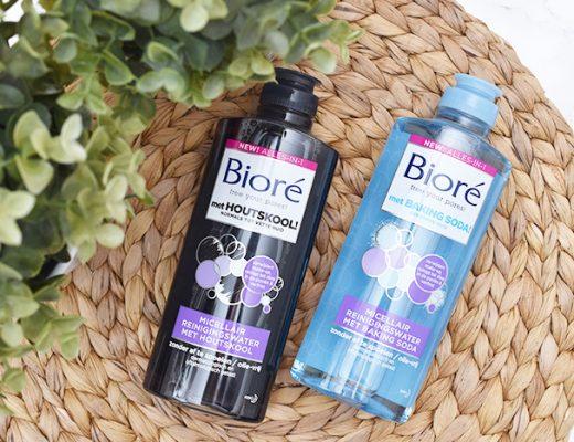 Bioré Houtskool en Baking Soda Micellair Reinigingswater