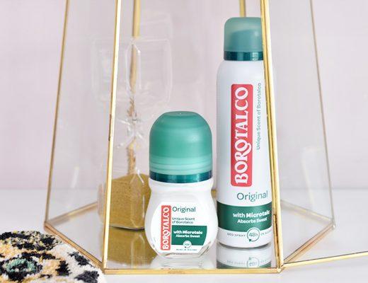 Borotalco Original Deodorant Spray Roller