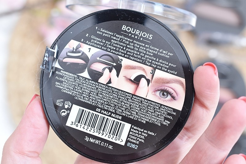 Bourjois 1 Seconde Eyeshadow