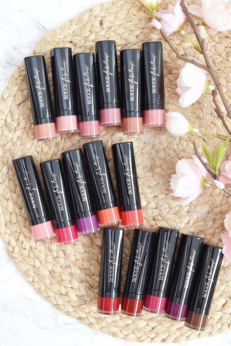 Bourjois Fabuleux Lipstick