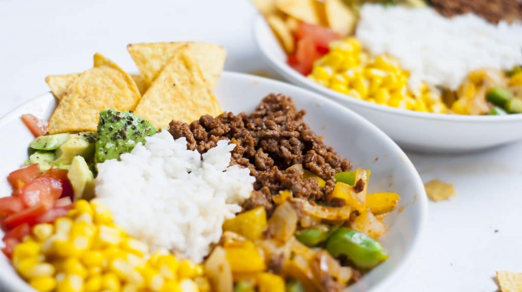 Recept: Burrito Bowl