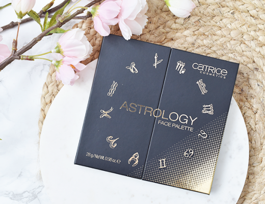 Review: Catrice Astrology Face Palette