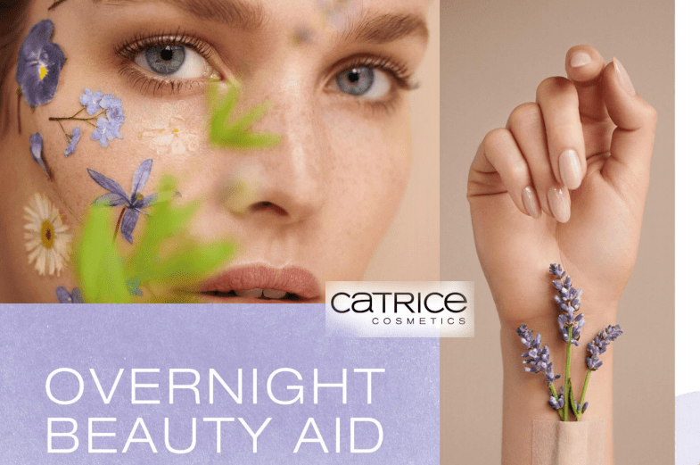 Catrice Overnight Beauty Aid – Limited Edition