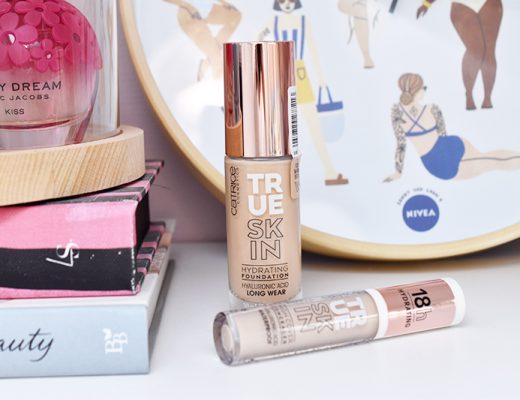 Catrice True Skin Hydrating Foundation & Concealer