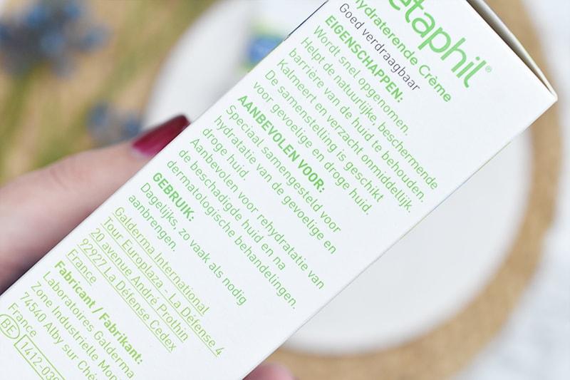 Cetaphil Hydraterende Crème & Milde huidreiniger