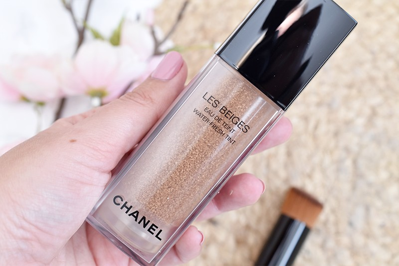 Chanel Les Beiges Eau de Teint Water-Fresh