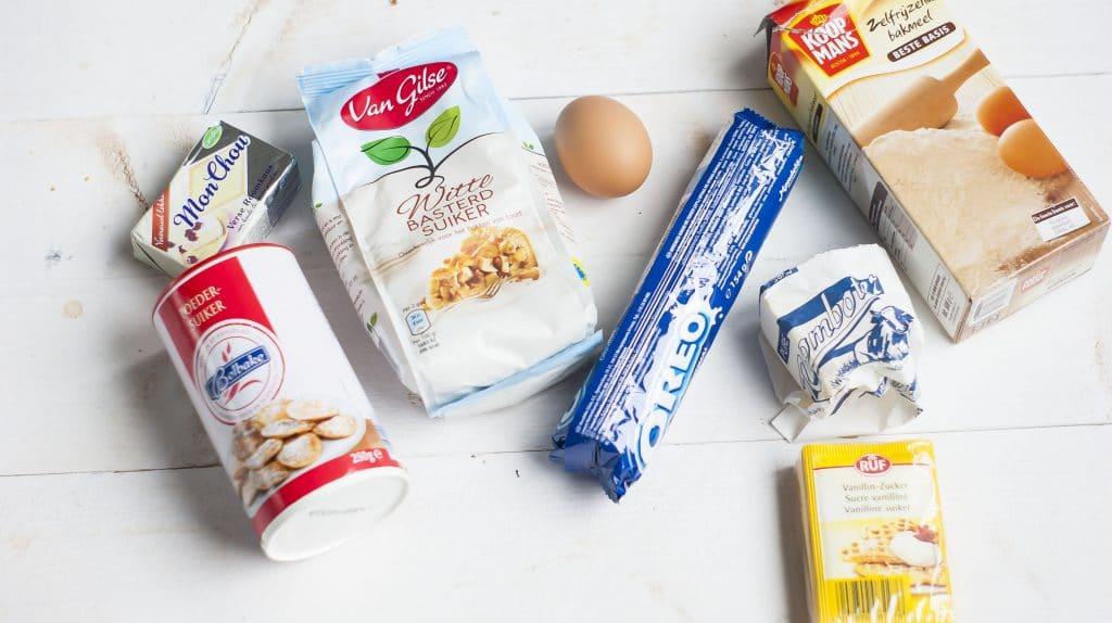 Recept: Cheesecake cookies