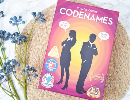 Let's Play: Codenames