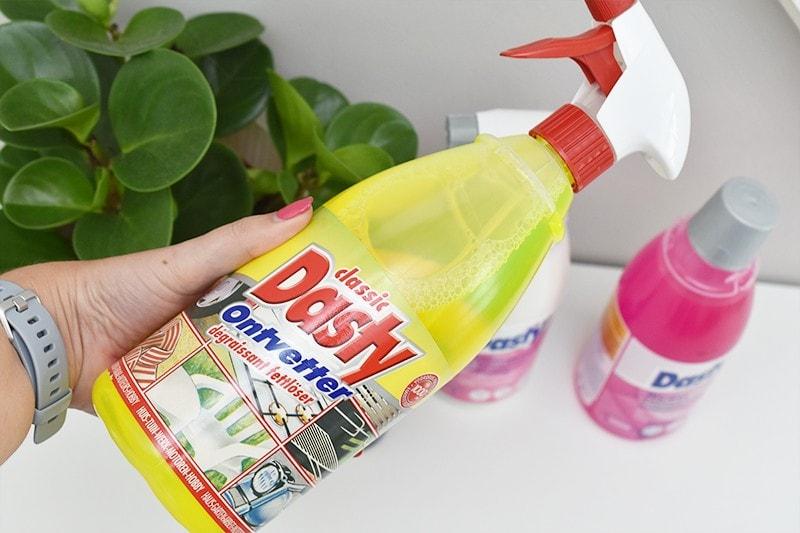 Schoonmaak tip: Dasty schoonmaakmiddel