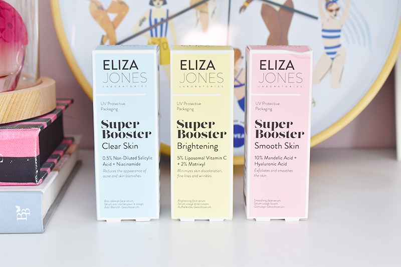 Eliza Jones (Action) Super Boosters