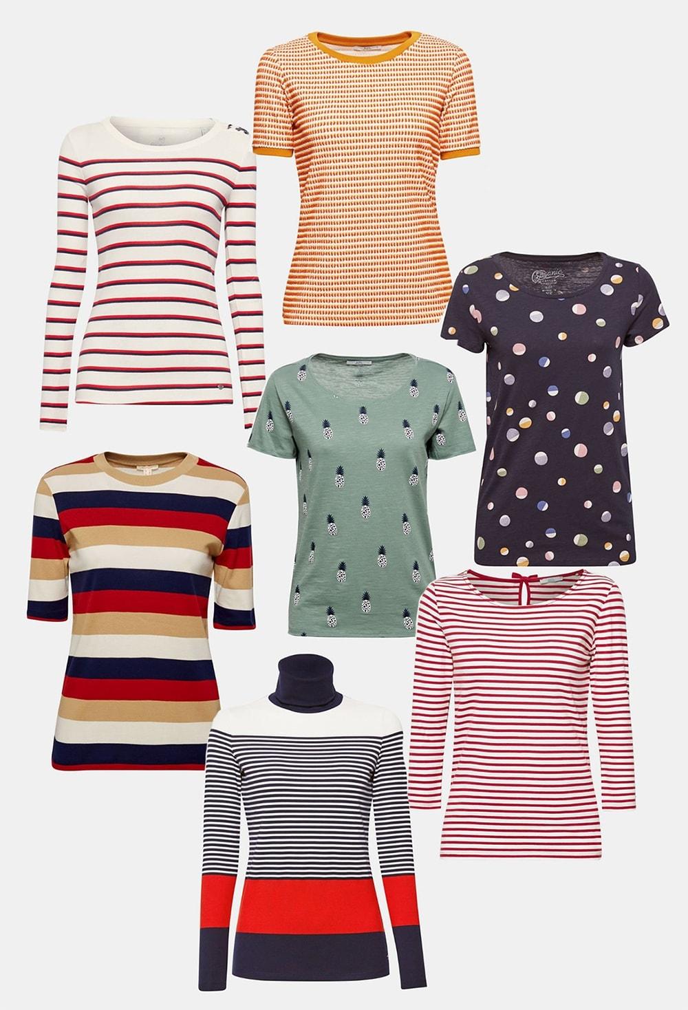 Wishlist: leuke basic shirts voor het voorjaar