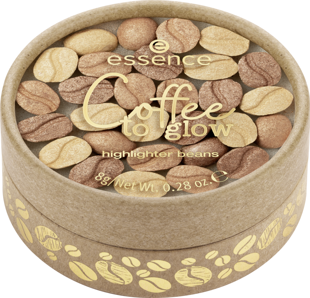 essence Coffee to glow highlighter beans 01 Image Front View Closed png