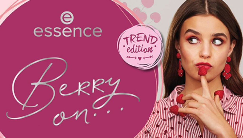 Trend Edition: Essence Berry On…