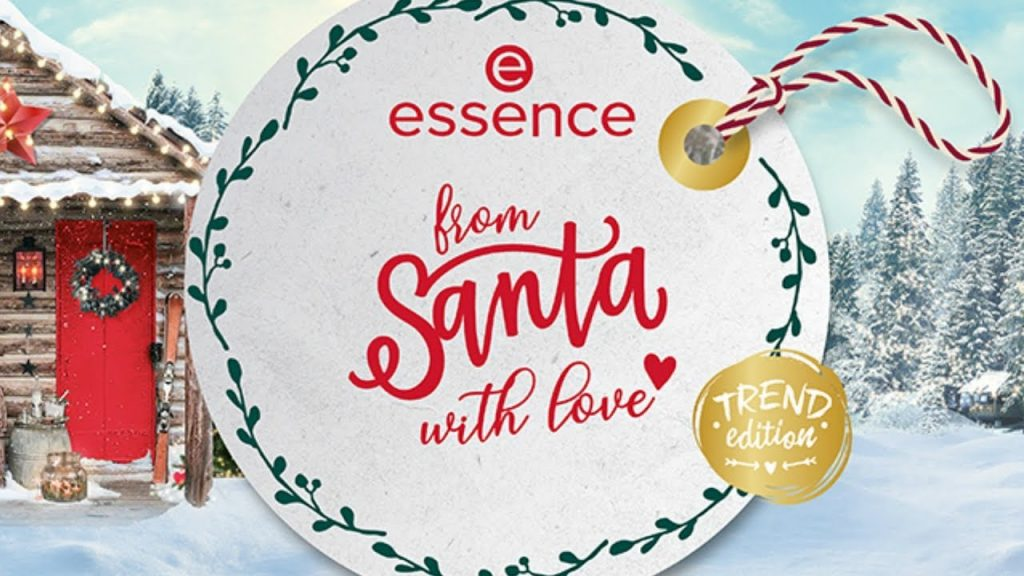 Essence From Santa With Love