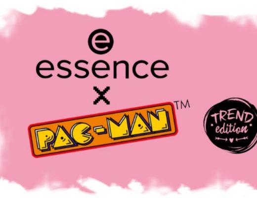 Preview: Essence x PAC-MAN