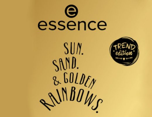Essence Sun. Sand. & Golden Rainbows.