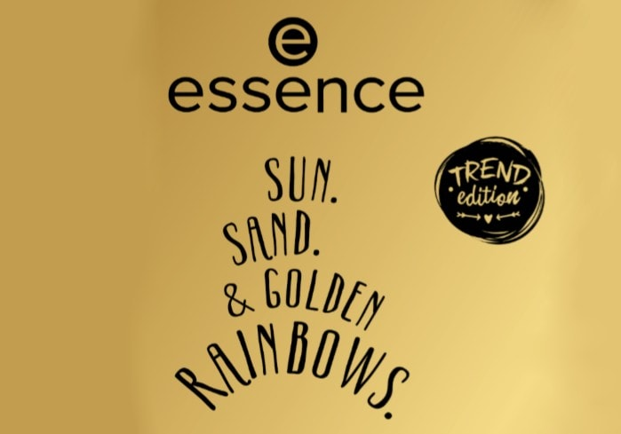Essence Sun. Sand. & Golden Rainbows.