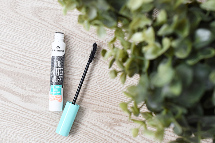 Essence You Better Work Volume & Curl Mascara