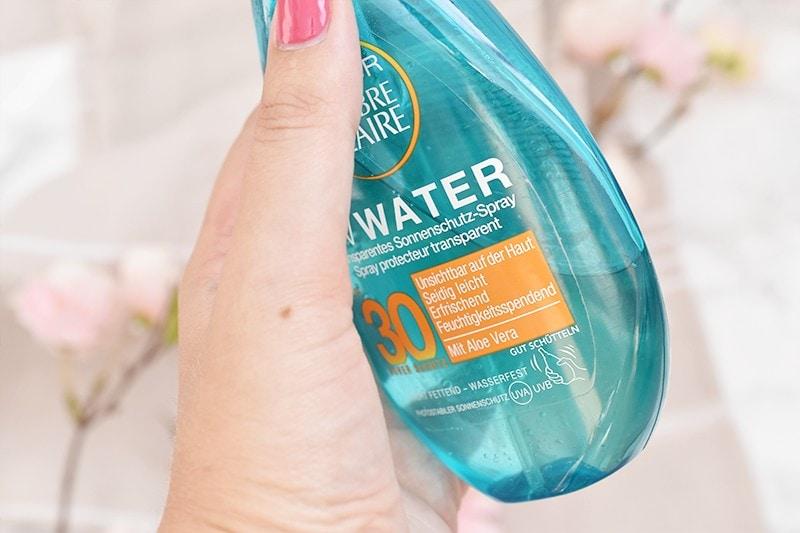 Garnier Ambre Solaire UV Water Zonnebrand Spray
